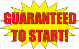 B3C Guaranteed to Start logo